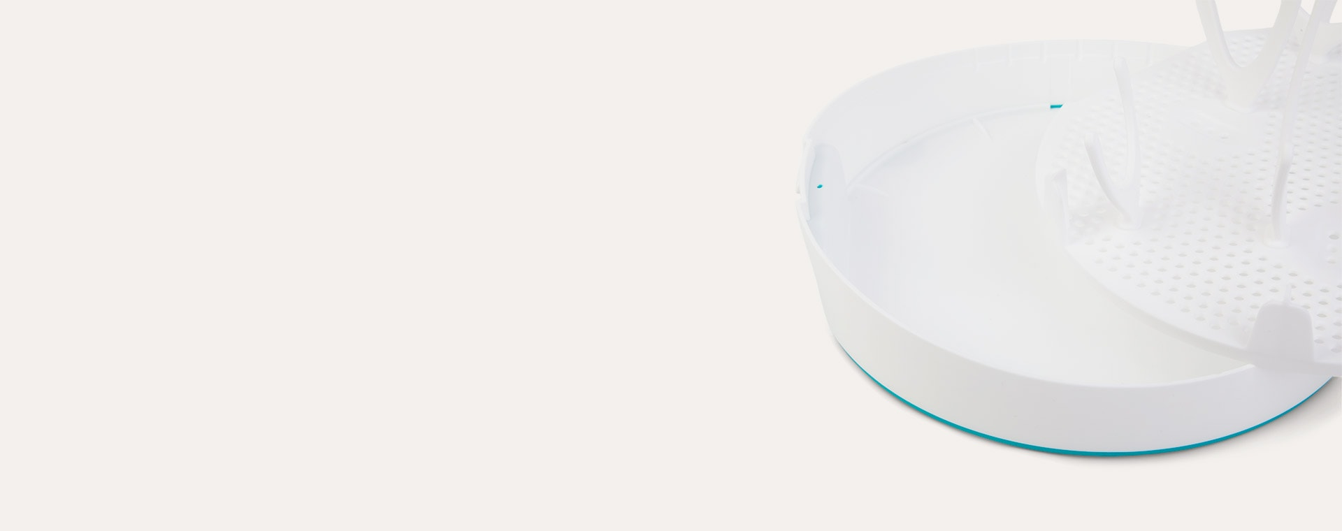 White nanobébé Microwave Steam Steriliser