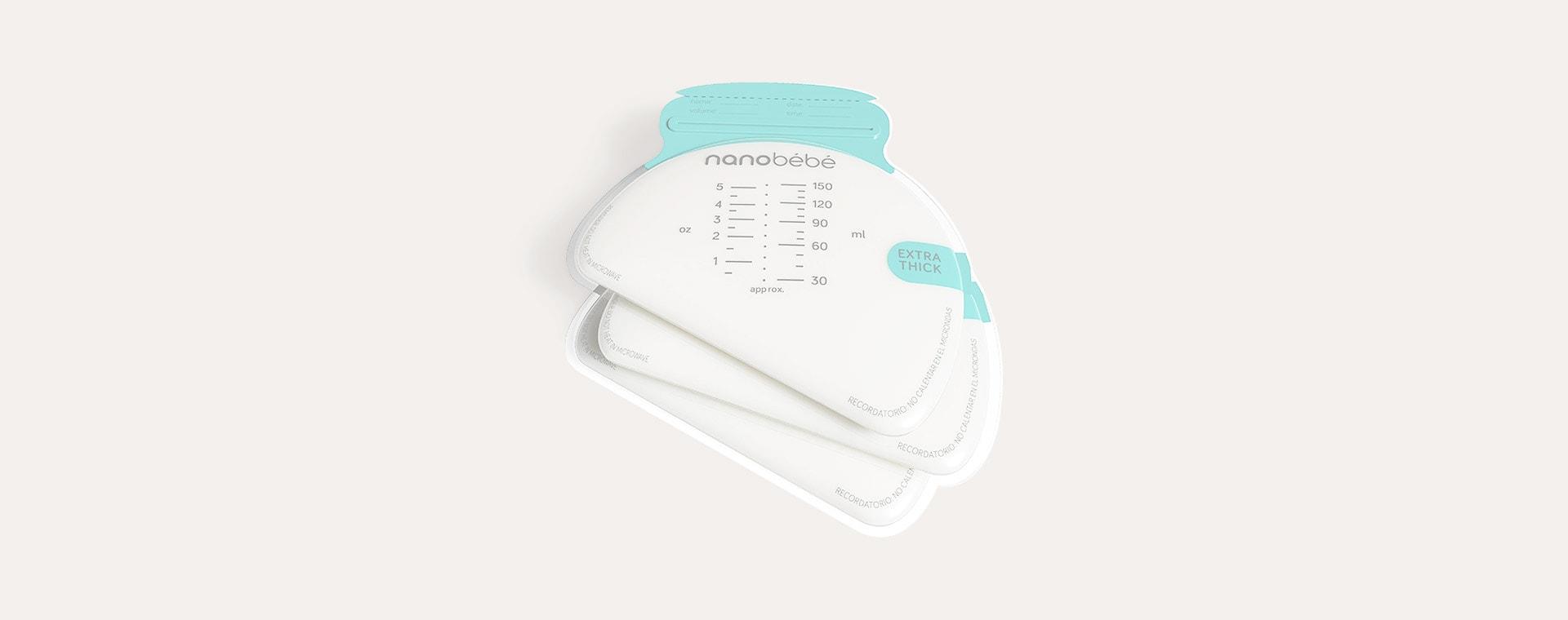 White nanobébé Newborn Gift Set