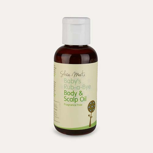 Clear Shea Mooti Rub-A-Bye Calming Body & Scalp Oil