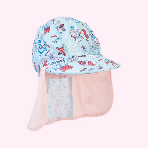 Hidden Treasure Splash About Legionnaire Hat