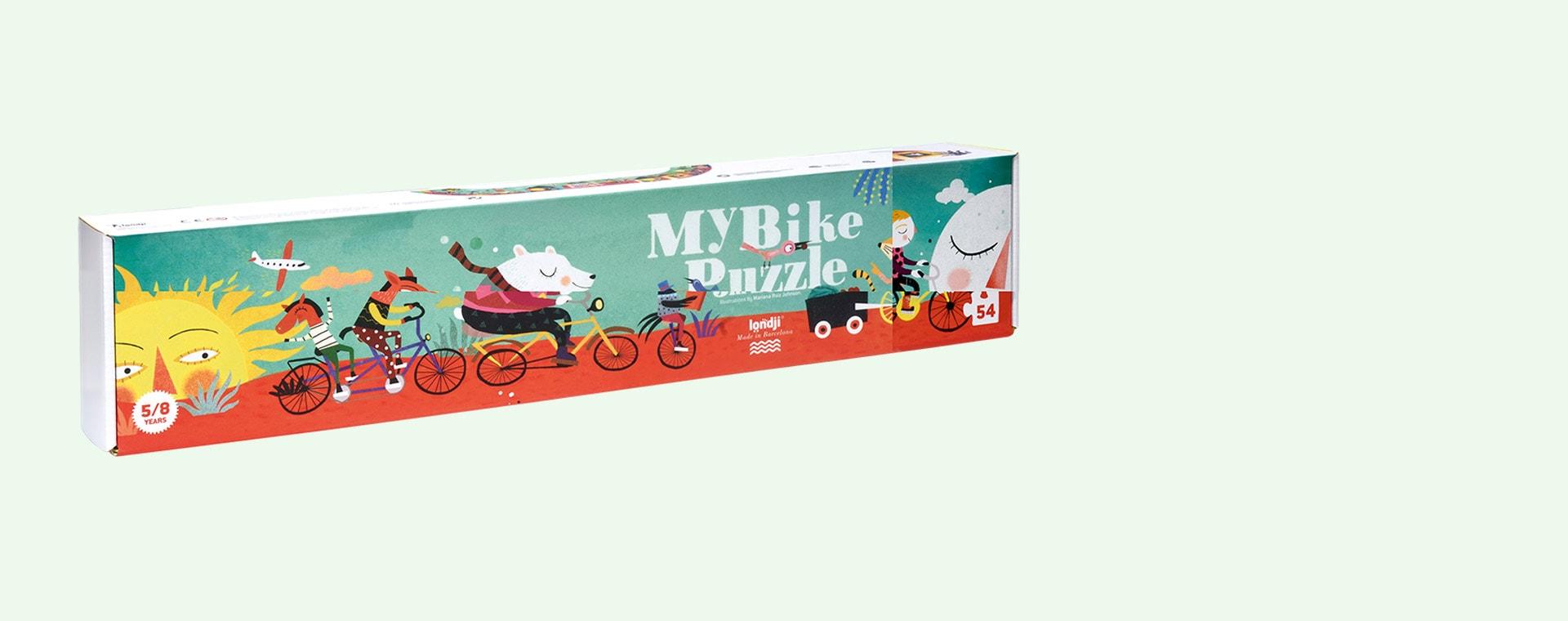 Multi Londji My Bike Long Puzzle