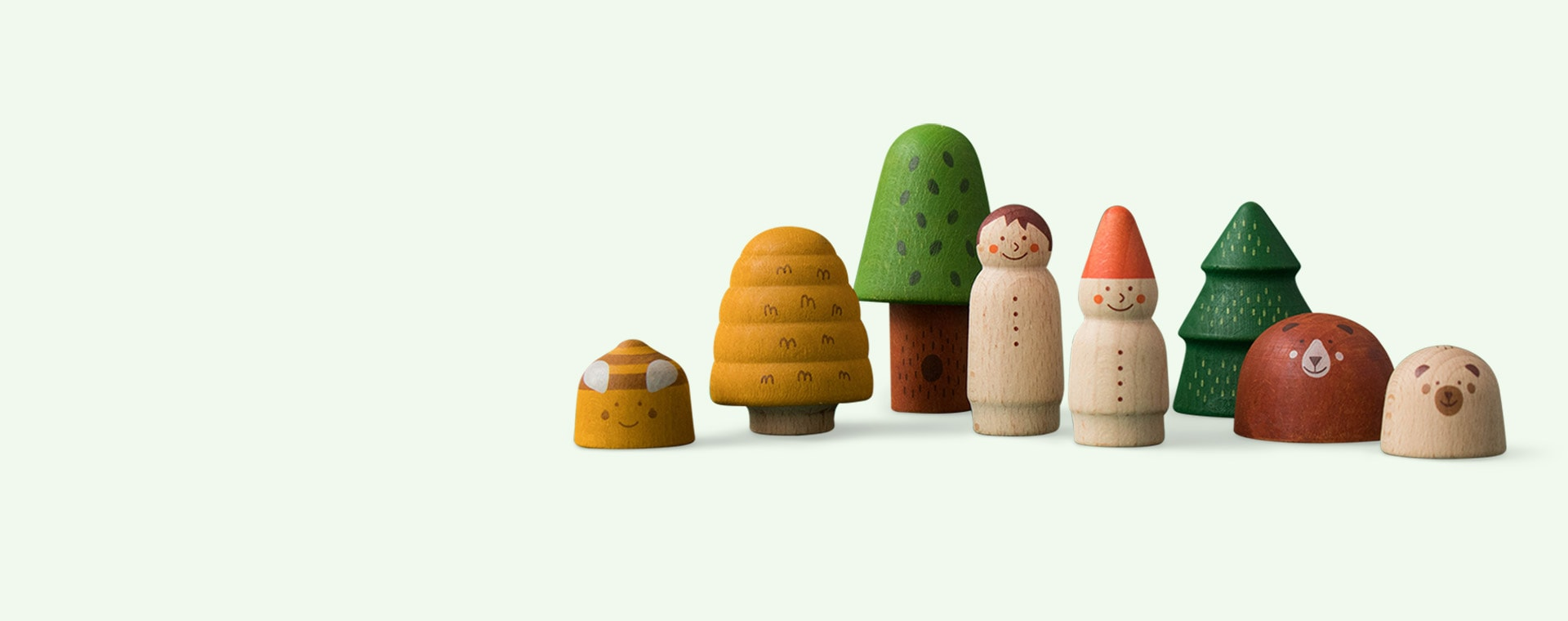 Multi Londji My Wooden World Forest Game