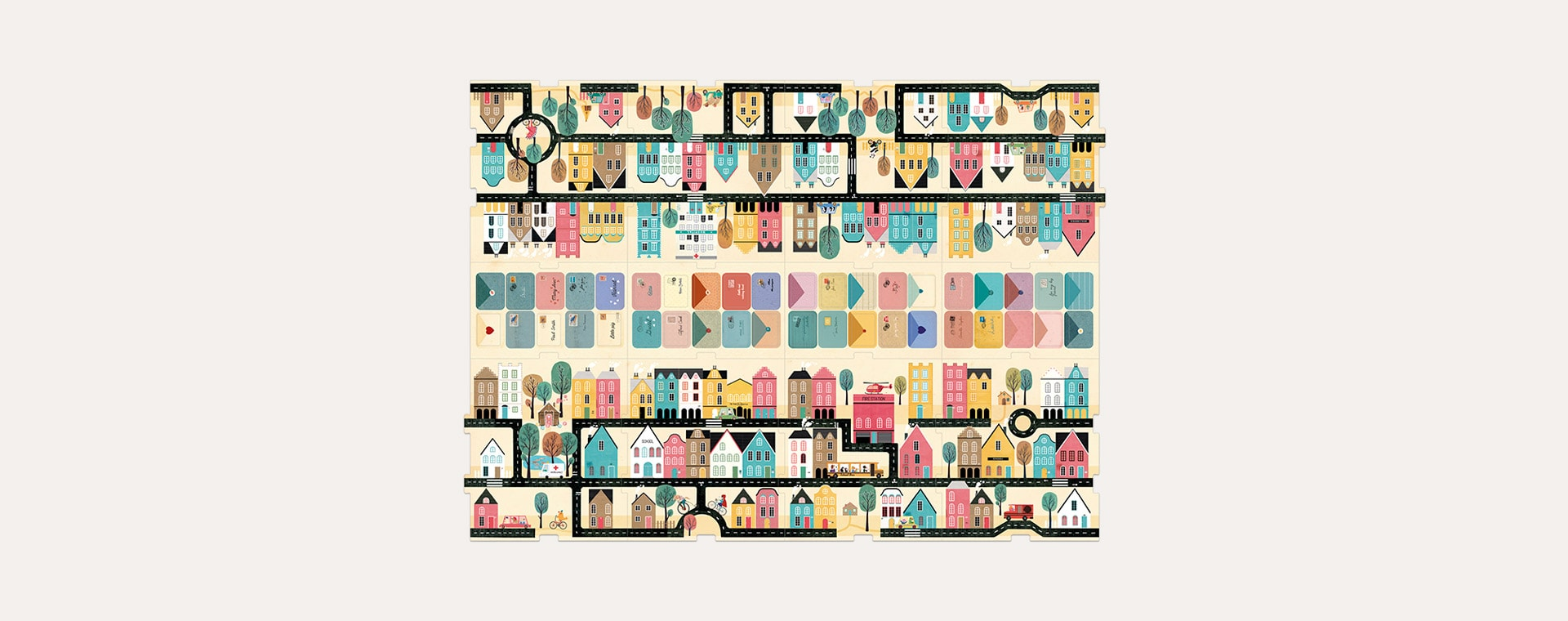 Multi Londji Postman Observation Game