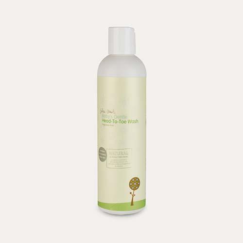 Clear Shea Mooti Baby's Gentle Head-To-Toe Wash & Shampoo