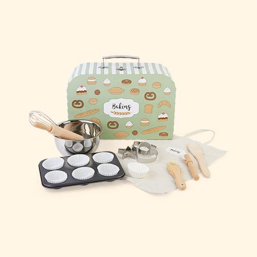 Multi Jabadabado Baking Set