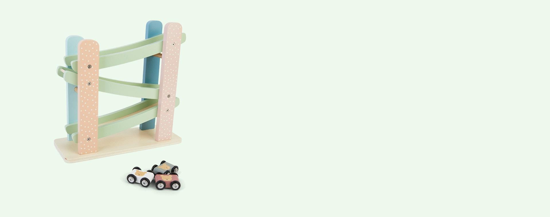 Multi Jabadabado Car Roller