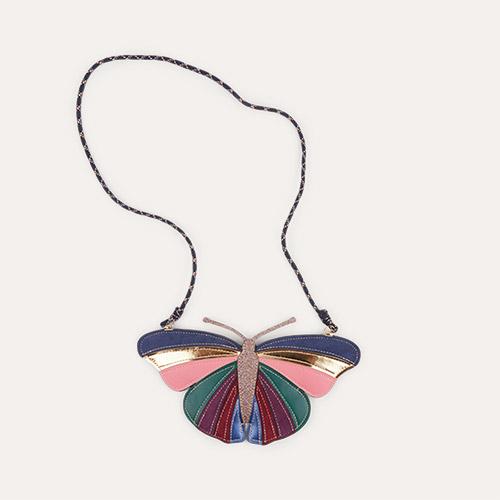 Multi Mimi & Lula Autumn Butterfly Bag