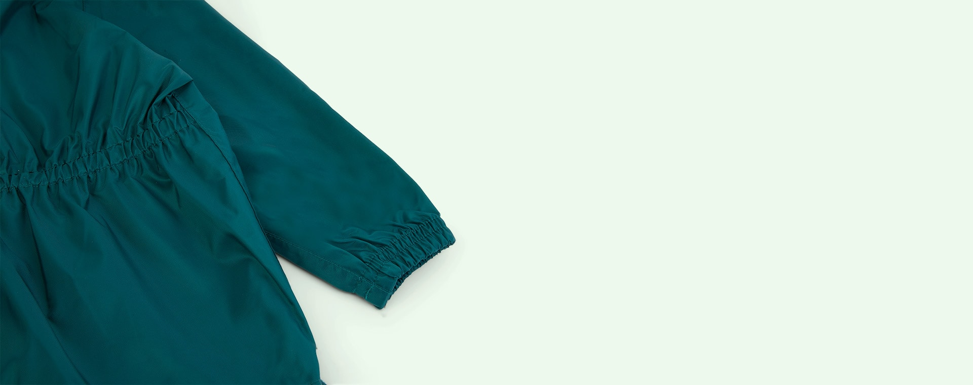 Forest Green Muddy Puddles Original Waterproof Jacket