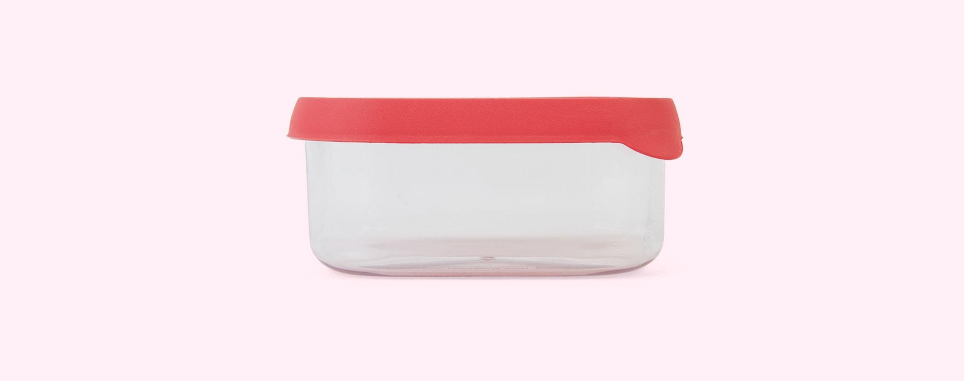 Pink Mepal Campus Fruit Box