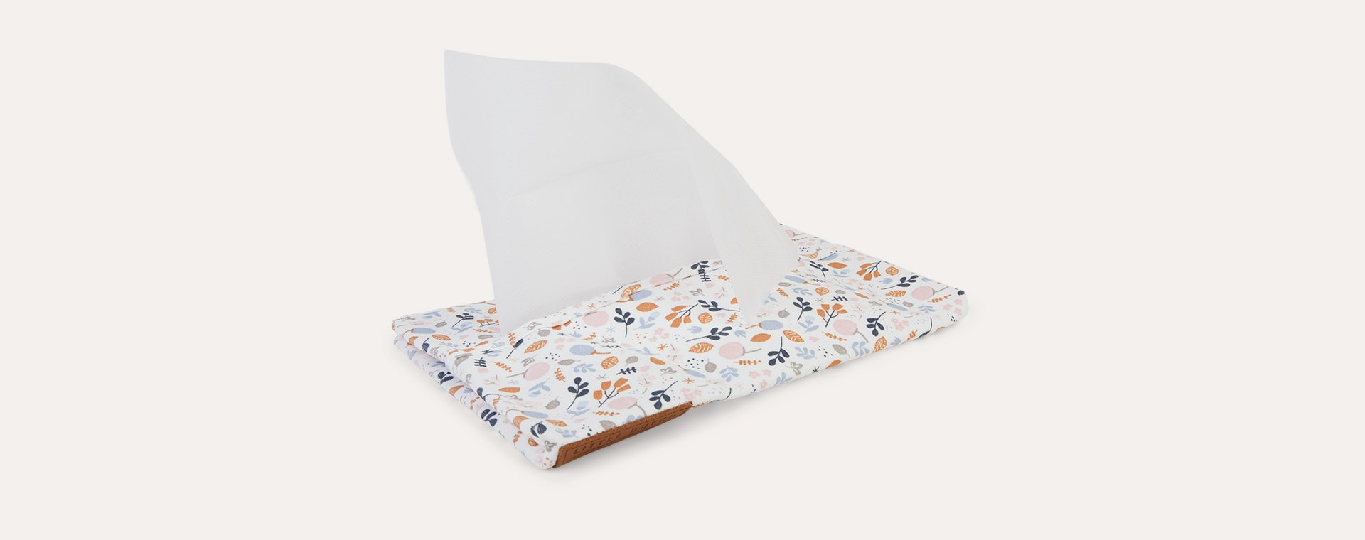 Spring Flowers Little Dutch Baby Wipes Cover