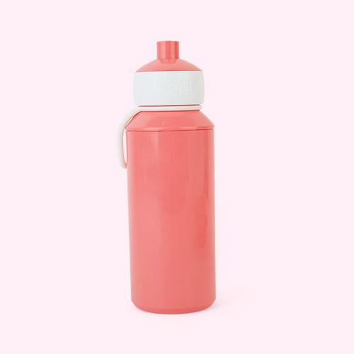 Pink Mepal Campus Drinking Bottle Pop-Up