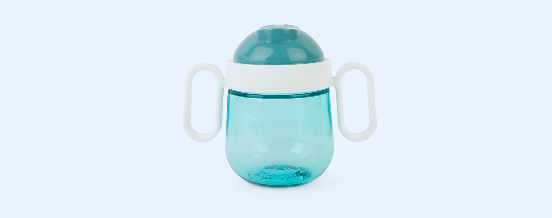 Deep Turquoise Mepal Non-Spill Sippy Cup Mio