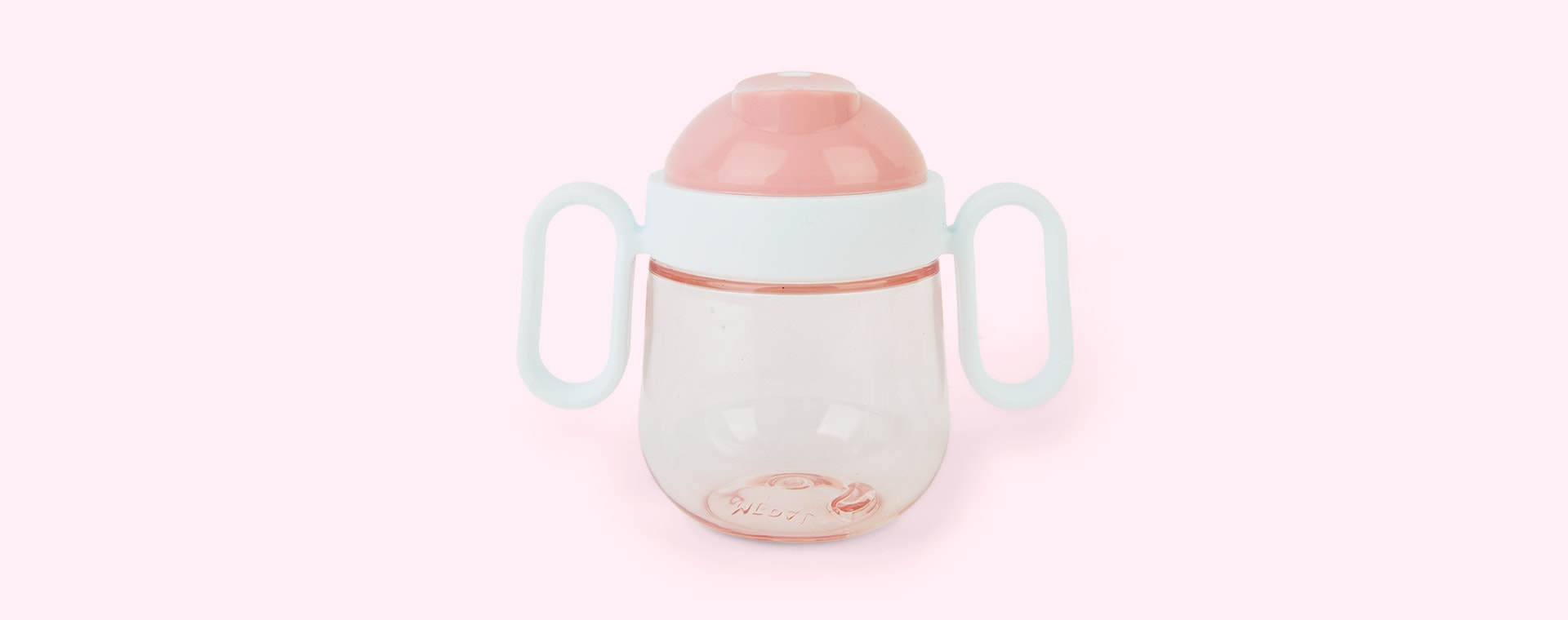 Deep Pink Mepal Non-Spill Sippy Cup Mio