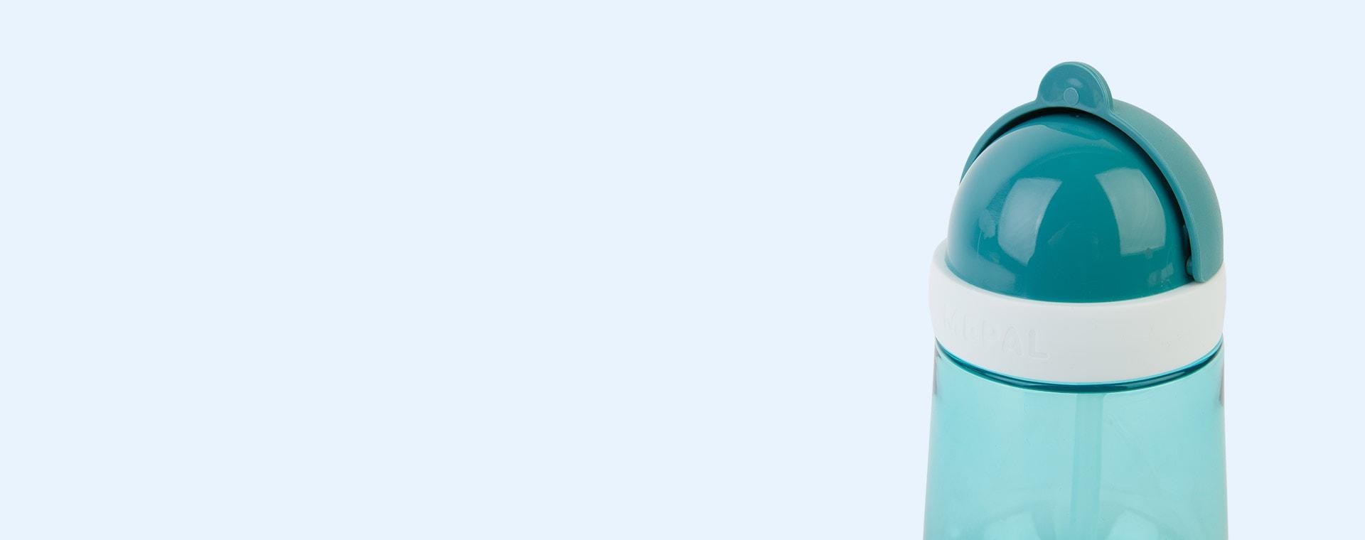 Deep Turquoise Mepal Straw Cup Mio