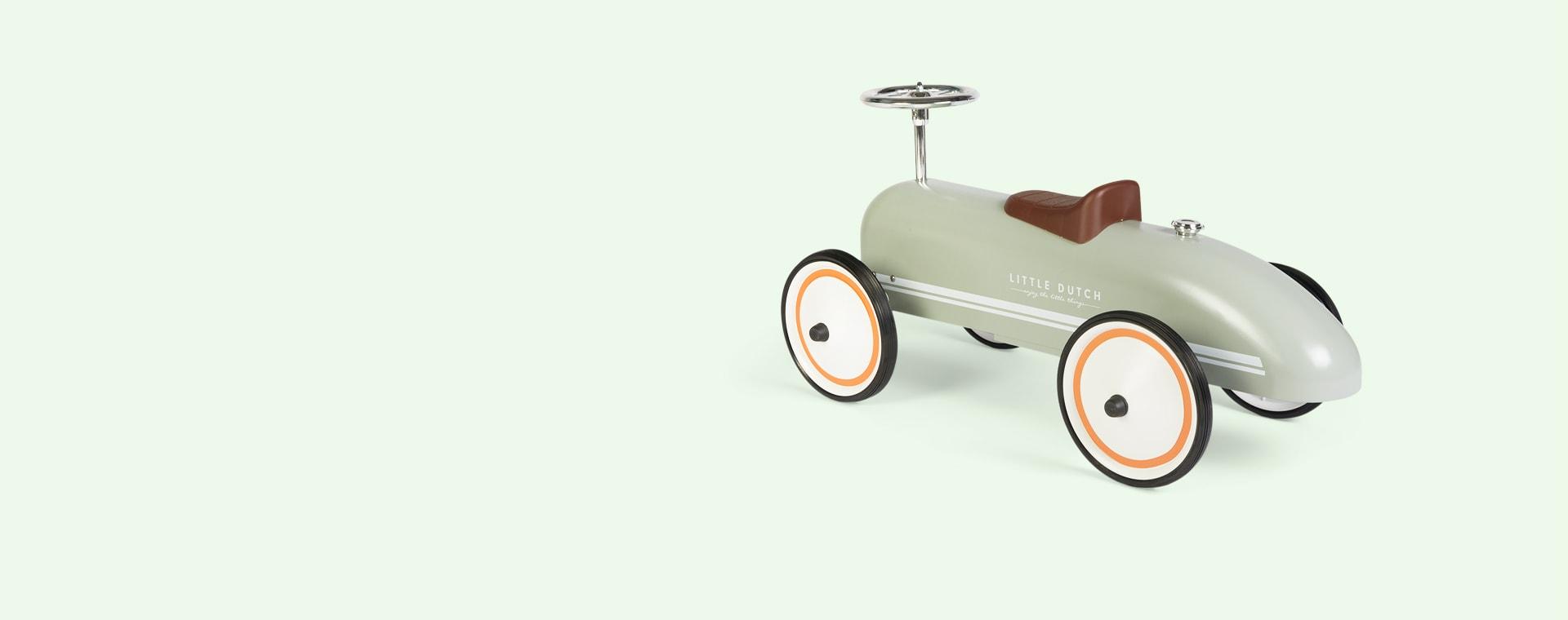 Olive Little Dutch Retro Roller