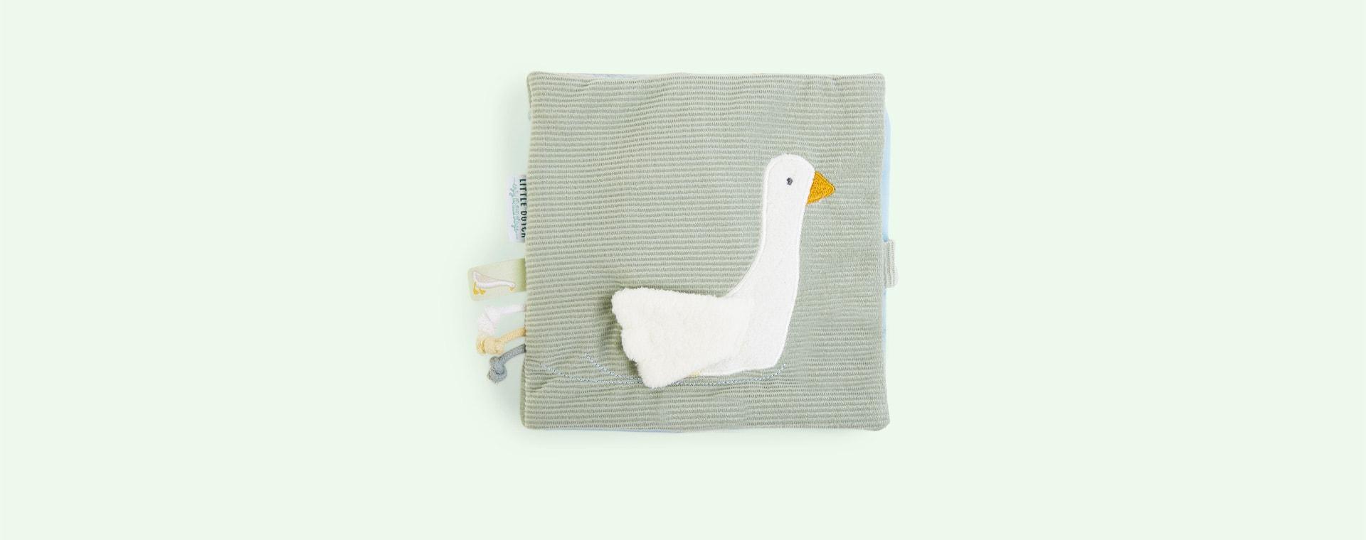 Little Goose Little Dutch Soft Activity Book