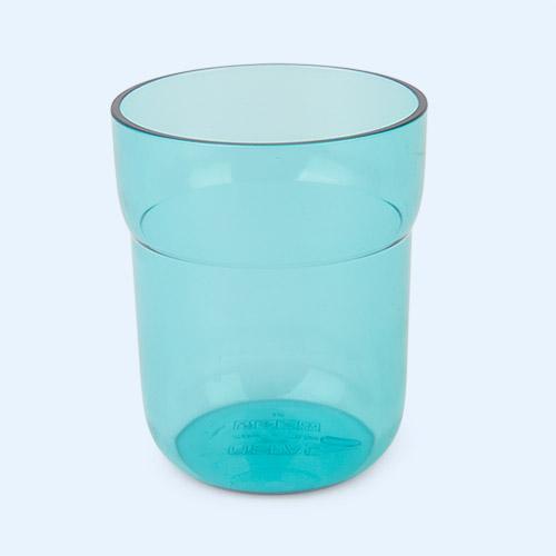 Deep Turquoise Mepal Children's Glass Mio
