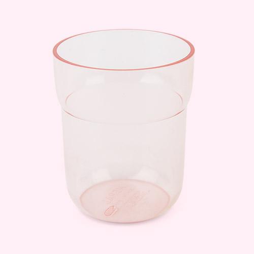 Deep Pink Mepal Children's Glass Mio