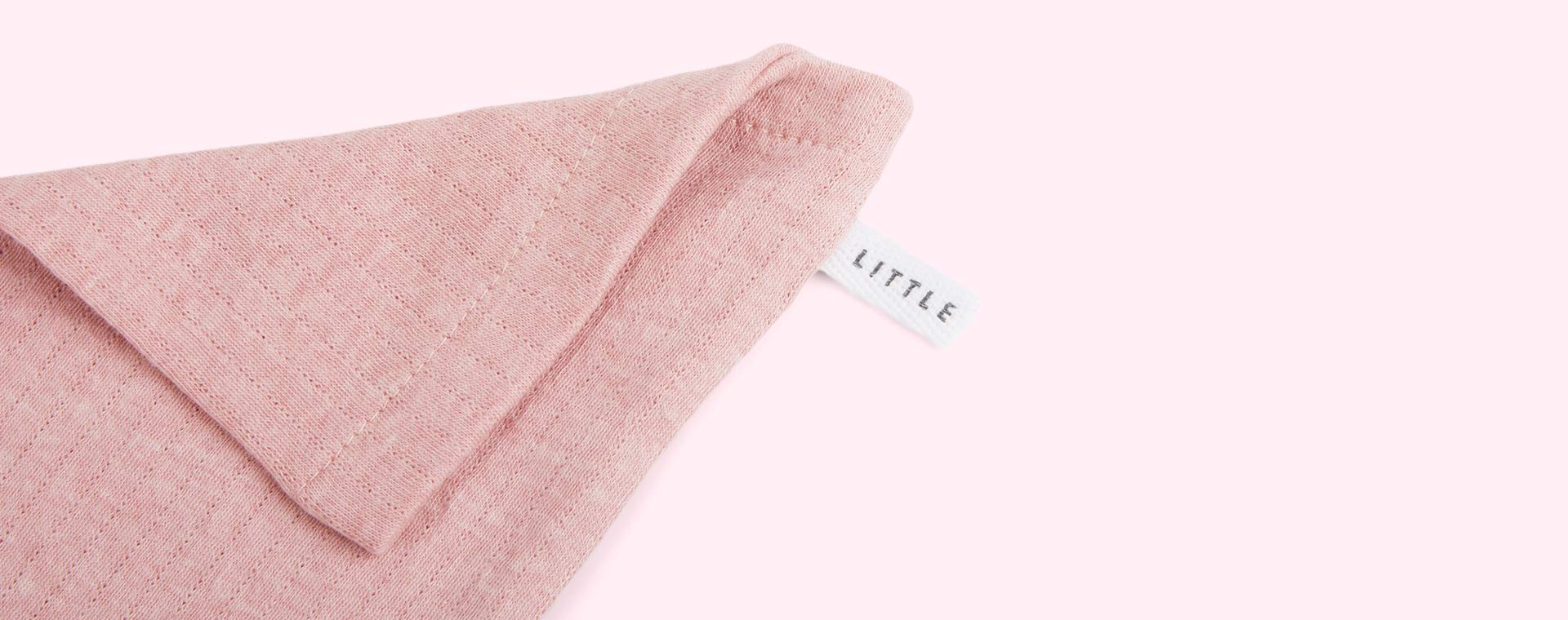Pure Pink / Spring Flowers Little Dutch 3-pack Washcloths