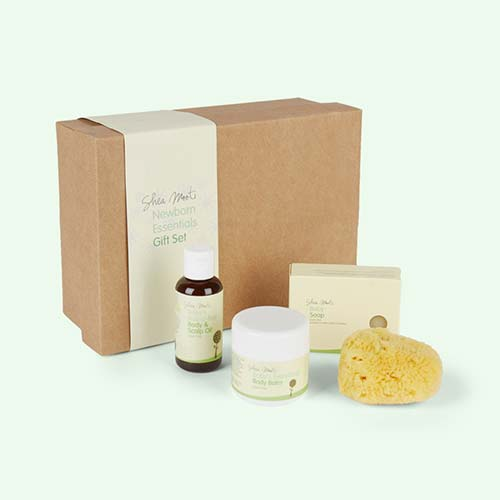Clear Shea Mooti Newborn Essentials Gift Set