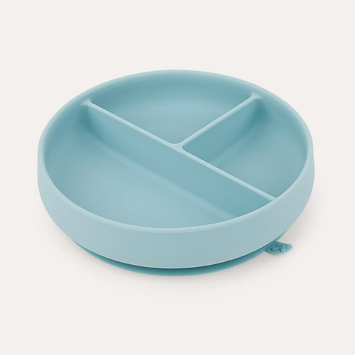 Sky KIDLY Label Suction Divided Plate