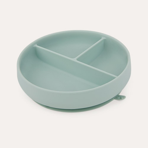 Jade KIDLY Label Suction Divided Plate