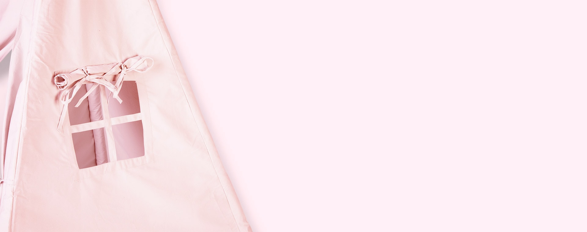 Pink Little Dutch Tipi