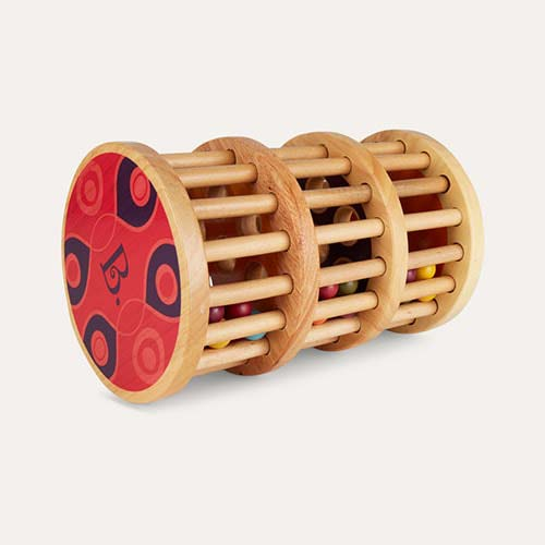 Neutral B. Toys Rain Rush Wooden Toy