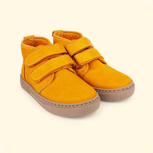 Curry Natural World Two Strap Velcro Boot