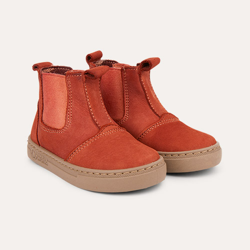 Bronce Natural World Chelsea Boot