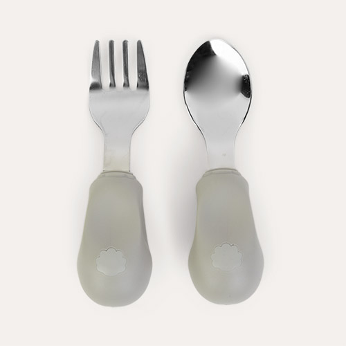 Special Edition Silver Nana's Manners Stage 2 Cutlery Set