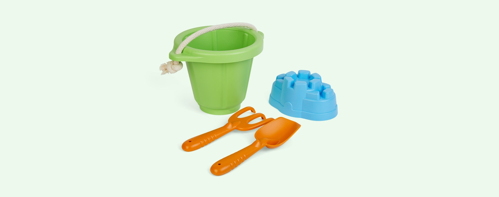 Green Green Toys Sand Play Set