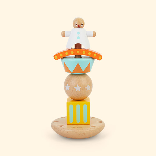 Multi Classic World Clown Balancing