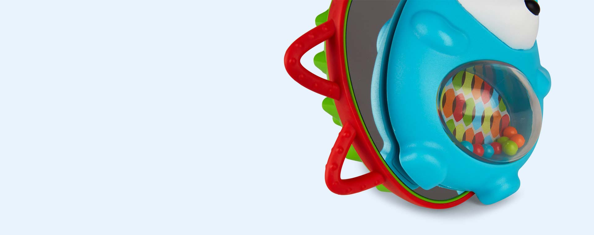 Multi Skip Hop Explore & More Click Clack Toy