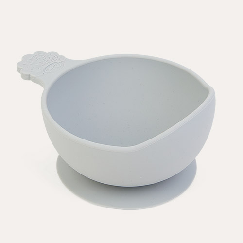 Special Edition Silver Nana's Manners Stage 1 Suction Bowl