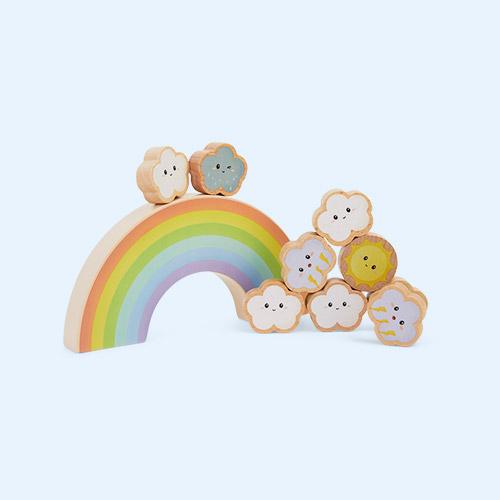 Multi Classic World Rainbow Balancing Game