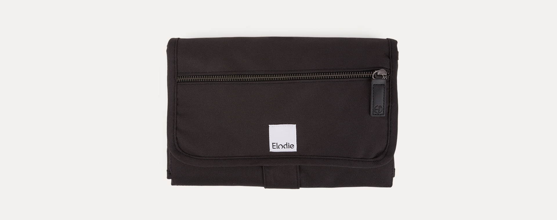 Off Black Elodie Portable Changing Pad