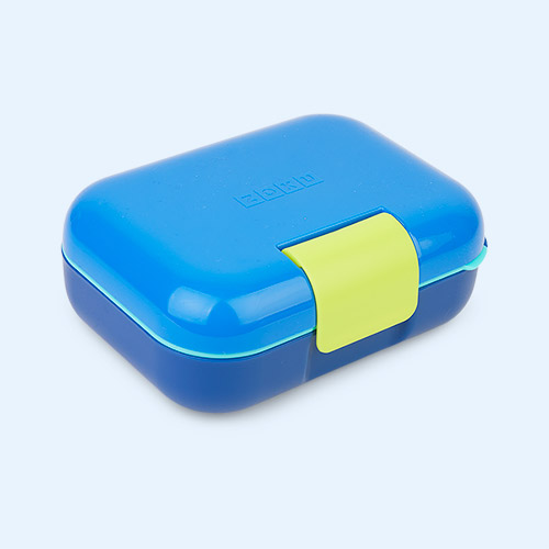 Blue Zoku Neat Bento Small Lunch Box