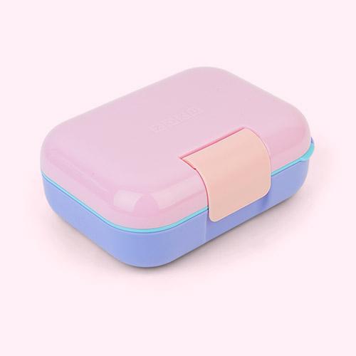 Pink Zoku Neat Bento Small Lunch Box