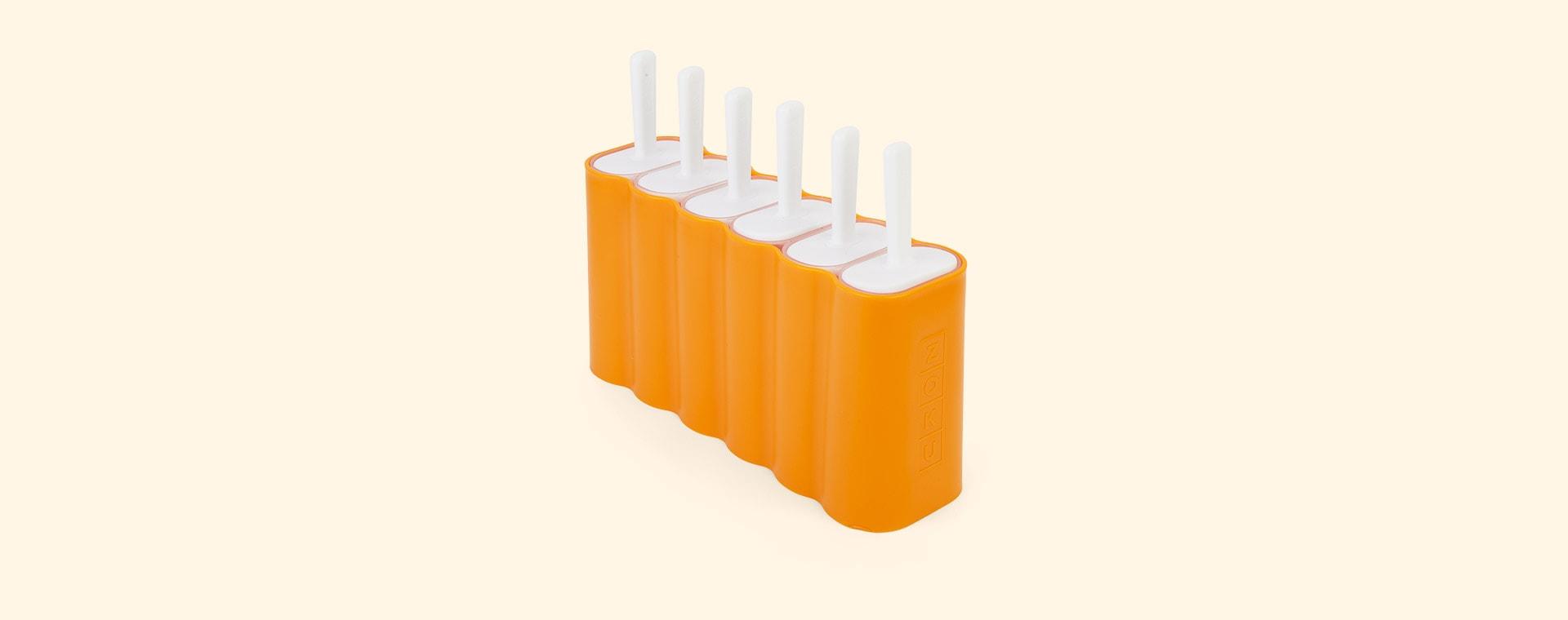 Orange Zoku Mod Ice Pop Mould  (6 sticks)