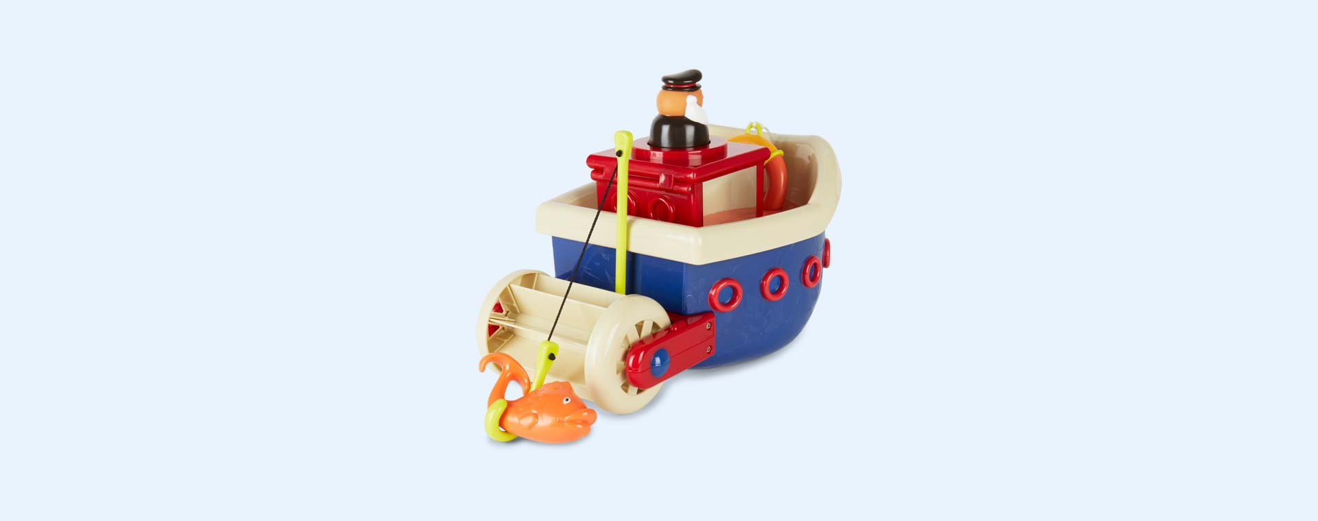 Multi B. Toys Fish and Splish Bath Toys