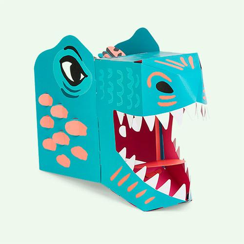 Rex OMY DESIGN & PLAY 3D Cardboard Mask