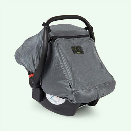 Black Snoozeshade Infant deluxe
