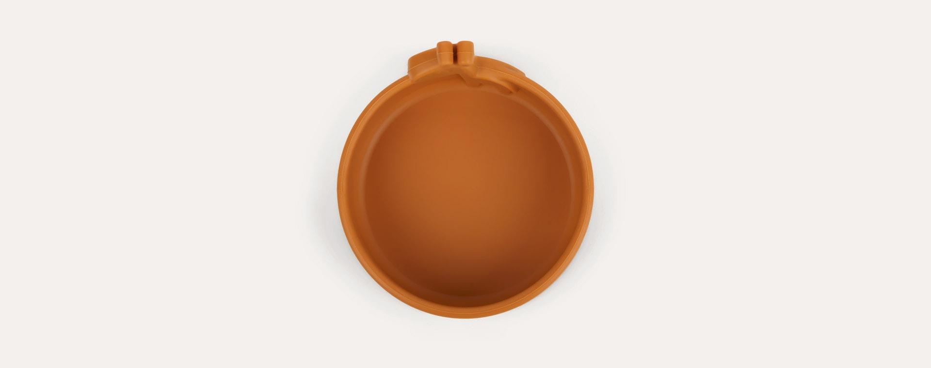 Mustard Done By Deer Peekaboo Bowl Raffi