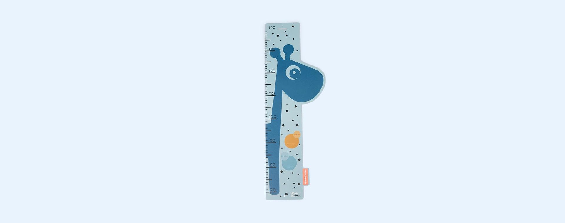 Blue Done By Deer Height Measurer