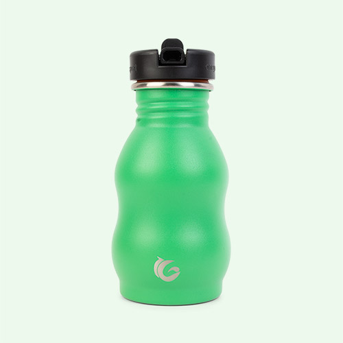Pickle Green One Green Bottle The Classic Curvy Canteen