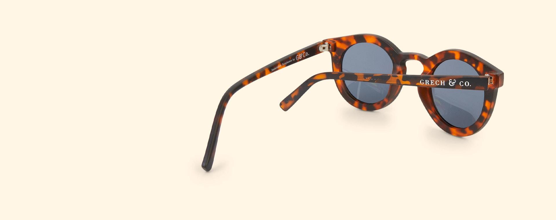 Tortoise Grech & Co New Sustainable Sunglasses