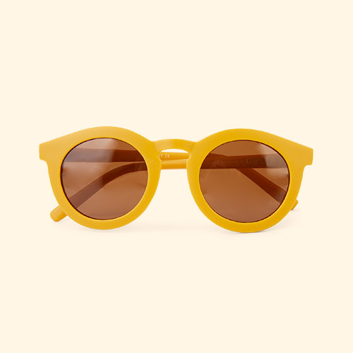 Golden Grech & Co New Sustainable Sunglasses