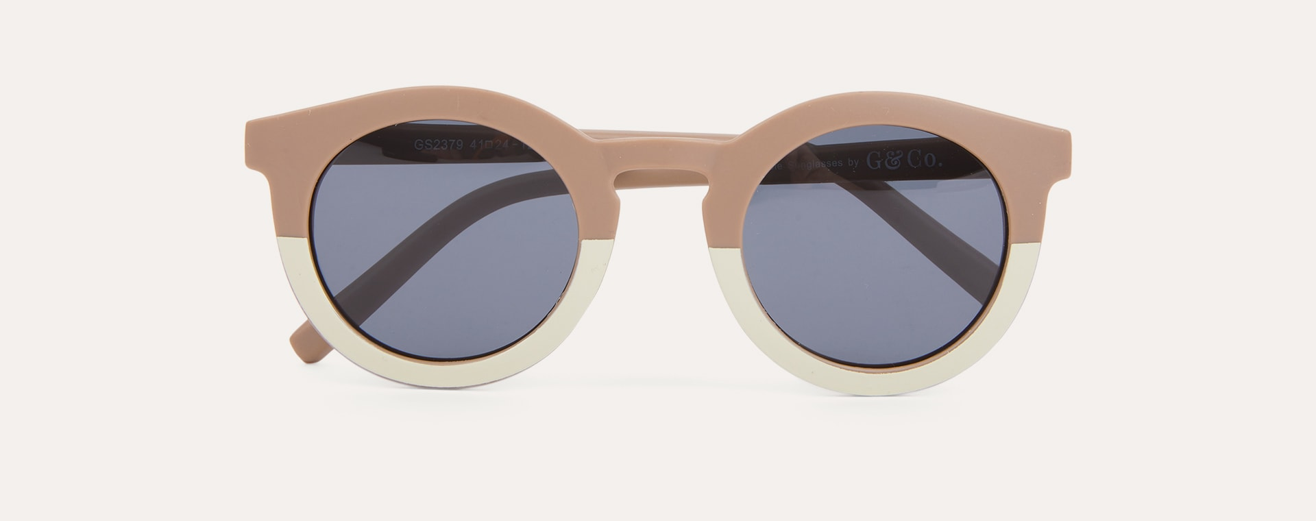 Stone+Buff Grech & Co New Sustainable Sunglasses