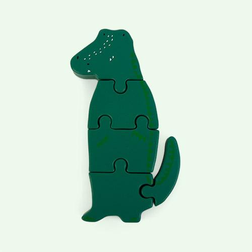 Mr Crocodile Trixie Mr Crocodile Puzzle